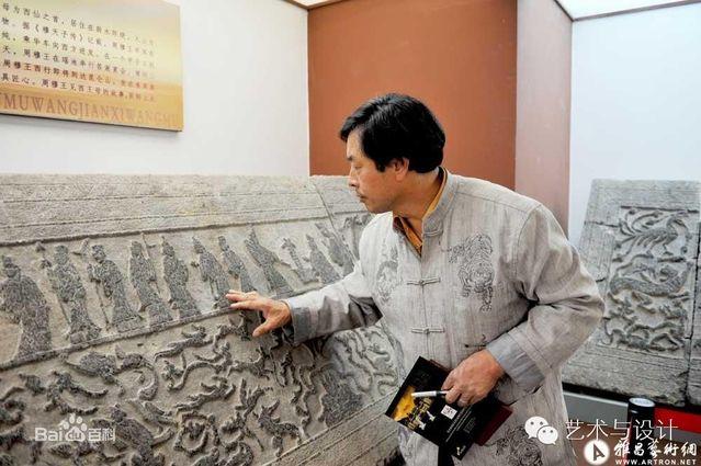 1985级美术系毕业,著名国画家王阔海