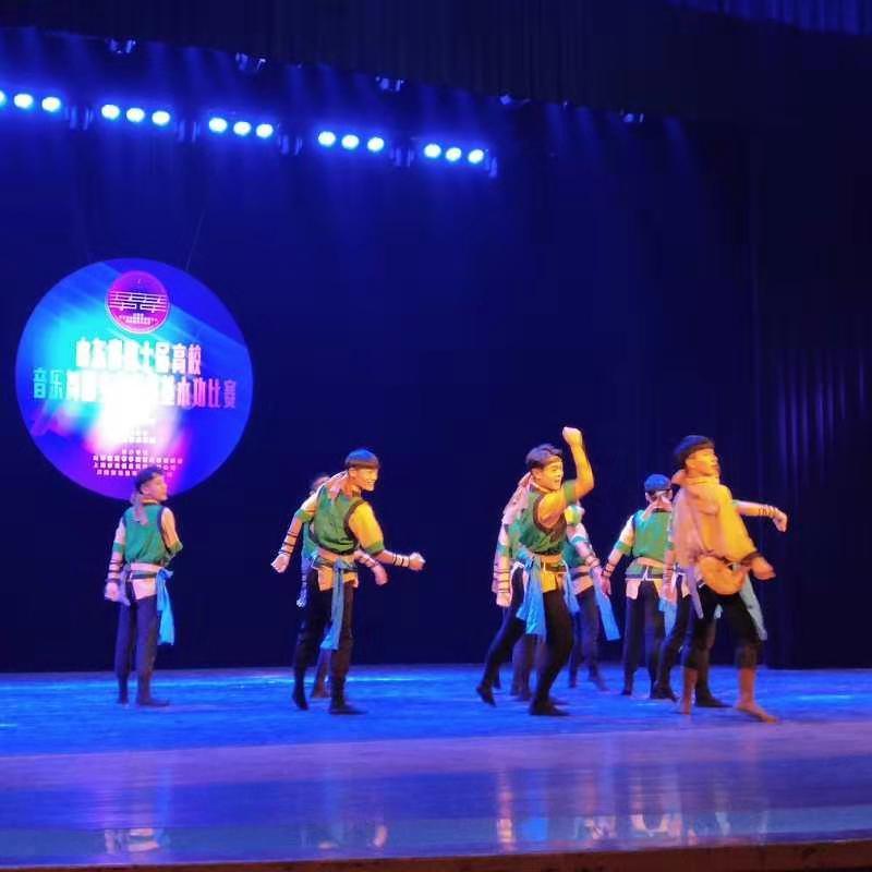 我院师生参加第七届山东省高校音乐舞蹈专业师生基本功大赛喜获佳绩