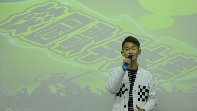 用音乐点燃青春梦想 ——我校举行第五届校园歌手大赛海选