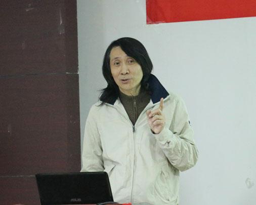 应用设计学院举办设计影像表达主题讲座