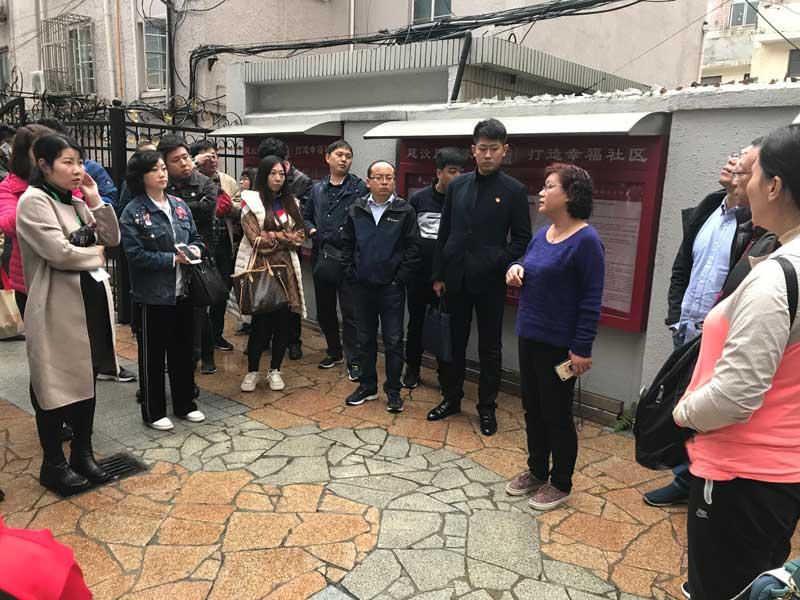 我校团委吴浩然老师参加2018年全市直属